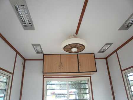 Bunkhouse Meeting Room