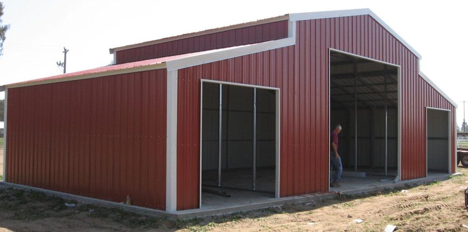 Prefabricated Warehouse Supplier Prefabricated Warehouse